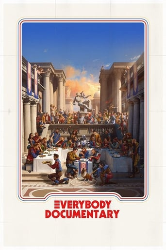 Poster of Logic's Everybody Documentary