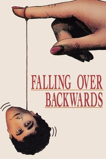 Poster of Falling Over Backwards
