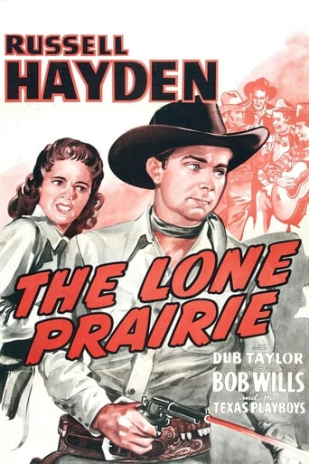 Poster of The Lone Prairie