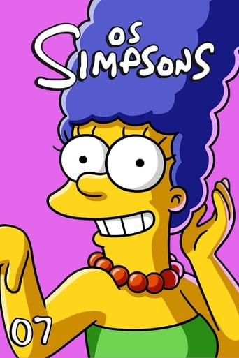 Os Simpsons 7ª Temporada - Poster