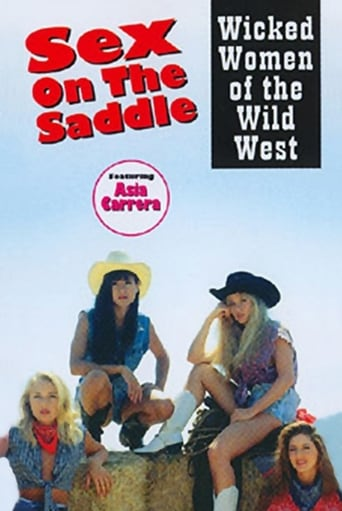 Poster of Sex on the Saddle: Wicked Women of the Wild West