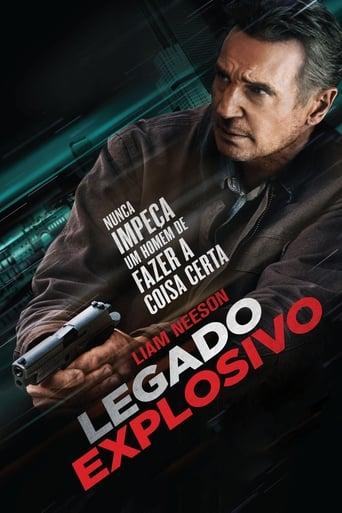 Legado Explosivo - Poster