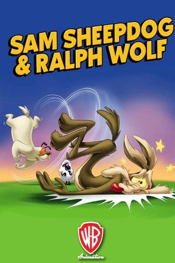 Ralph Wolf and Sam Sheepdog