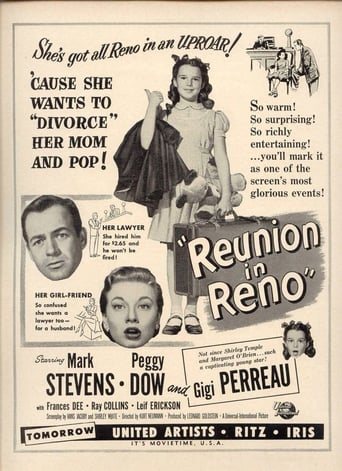 Poster of Reunion in Reno