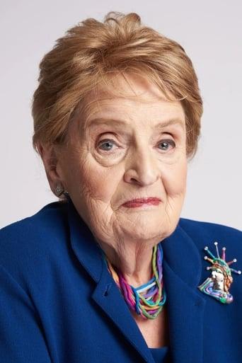 Image of Madeleine Albright