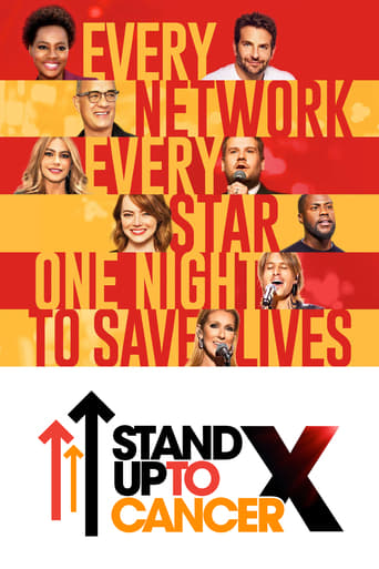 Capitulos de: Stand Up to Cancer