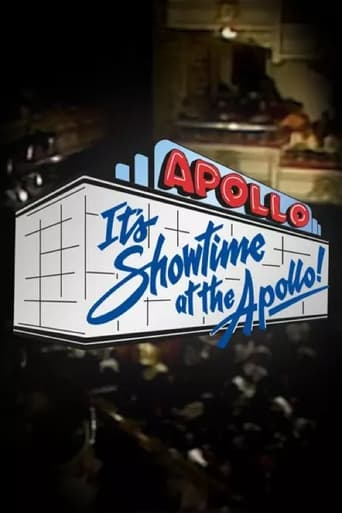 Poster of Showtime at the Apollo