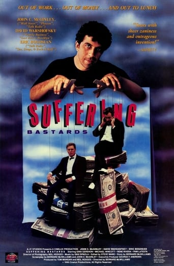 Poster of Suffering Bastards
