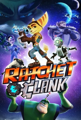 Poster of Ratchet & Clank