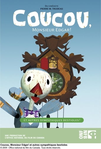 Poster of Coucou, monsieur Edgar!