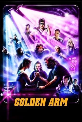 Poster Golden Arm