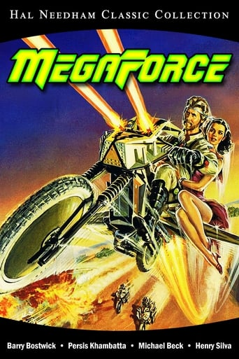 Poster of Megaforce