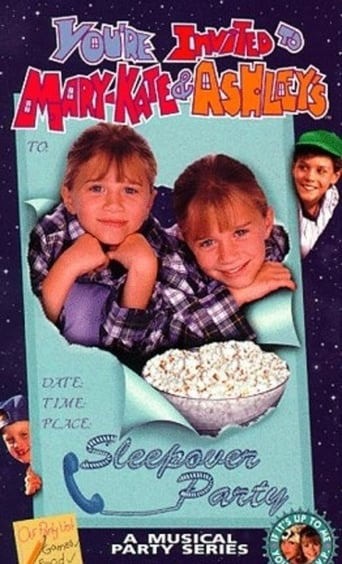 Poster of You're Invited to Mary-Kate & Ashley's Sleepover Party