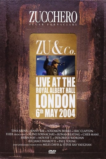 Zucchero - Zu and co. - Live at the Royal Albert Hall
