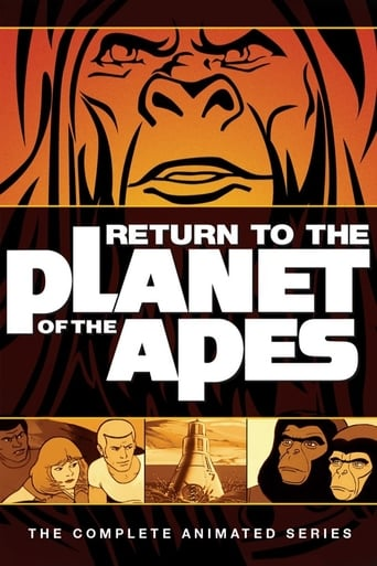Poster of Return to the Planet of the Apes