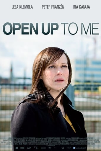 Poster of Open Up to Me