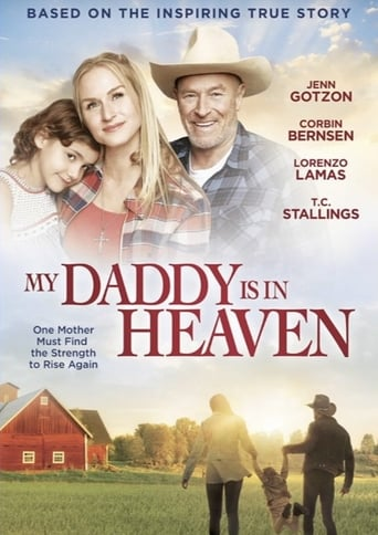 My Daddy's in Heaven Poster