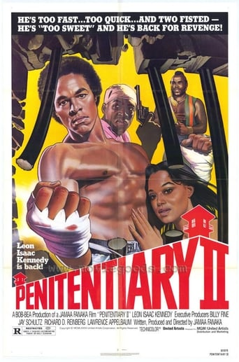 Poster of Penitentiary II