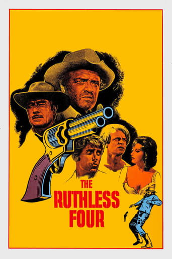 Watch The Ruthless Four 1968 full online free