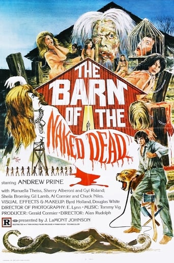 Poster of Barn of the Naked Dead