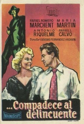 Poster of Compadece al delincuente