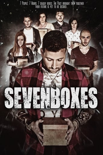 Poster of Seven Boxes