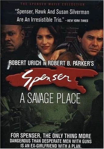 Poster of Spenser: A Savage Place