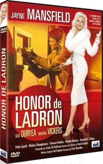Poster of Honor de ladrón