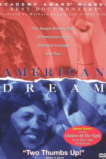 Poster of American Dream