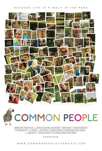 Poster of Common People