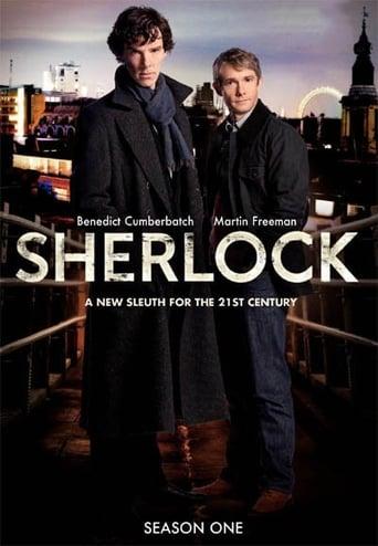 Sherlock 1ª Temporada - Poster