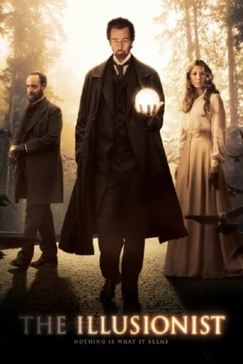 The Illusionist (2009)