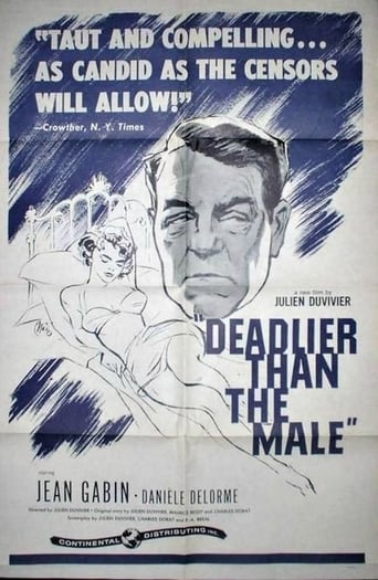 Deadlier Than the Male Yify Movies