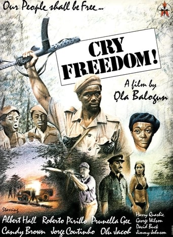 Poster of Cry Freedom fragman