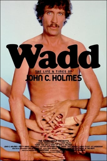 Poster of Wadd: The Life & Times of John C. Holmes
