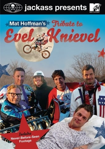 Poster of Mat Hoffman's Tribute to Evel Knievel