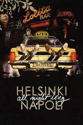 Poster of Helsinki Napoli - All Night Long