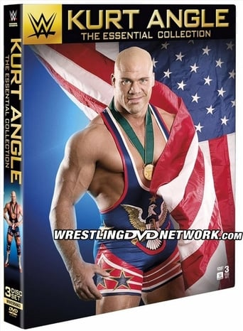 Poster of Kurt Angle: The Essential Collection