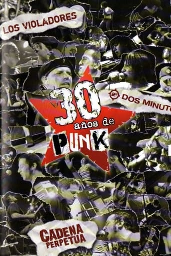 30 años de punk