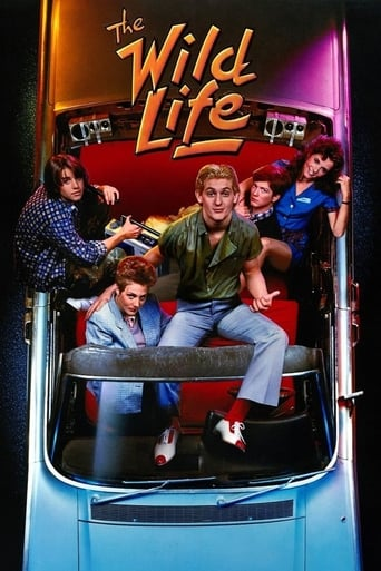 Poster of The Wild Life