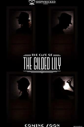 Poster of The Case of the Gilded Lily
