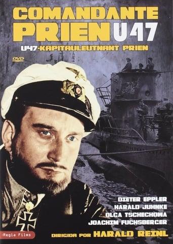 Poster of U47 - Kapitänleutnant Prien