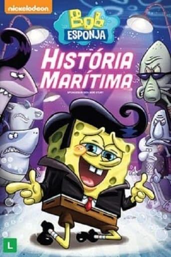 Bob Esponja - História Marítima