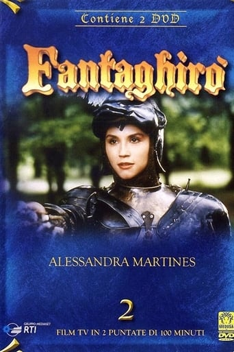 Film Princezna Fantaghiró 2 - 2. část