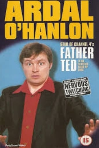 Poster of Ardal O'Hanlon - Live from Dublin's Gaiety Theatre