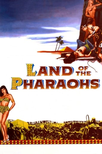 Poster of Land of the Pharaohs