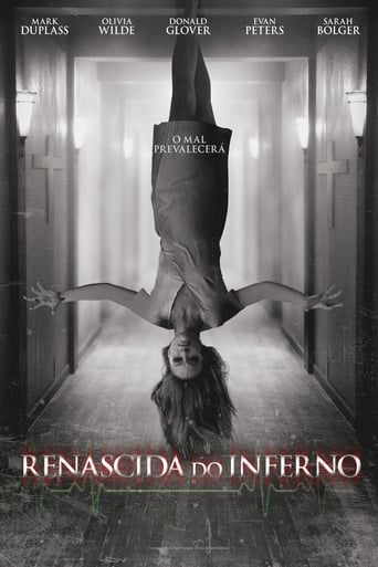 Renascida do Inferno - Poster