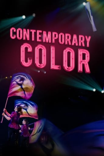 Poster of Contemporary Color