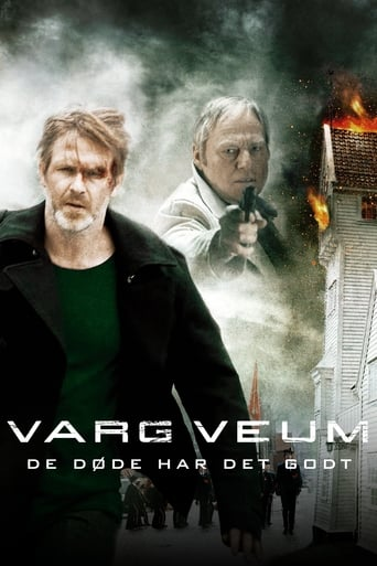 Poster of Varg Veum - The Dead Have It Easy