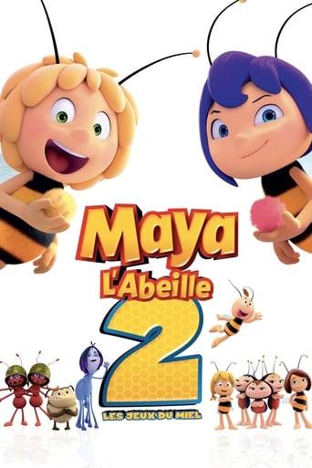 Poster of Maya l'abeille 2 : Les Jeux du miel